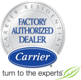 carrier factory authorized hvac dealer spring lake park mn