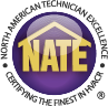 nate certtified hvac technicians spring lake park mn